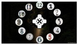 IHS Unity Clock